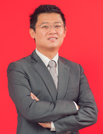 Shaun Kim Tiam Fook Chong - Finance Manager