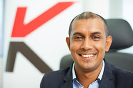 Kshil Gujadhur - Kolos Technical Manager